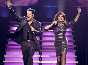 Donny and Marie via Ticketmaster